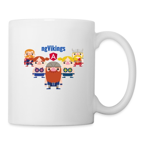 Viking Friends - Mug