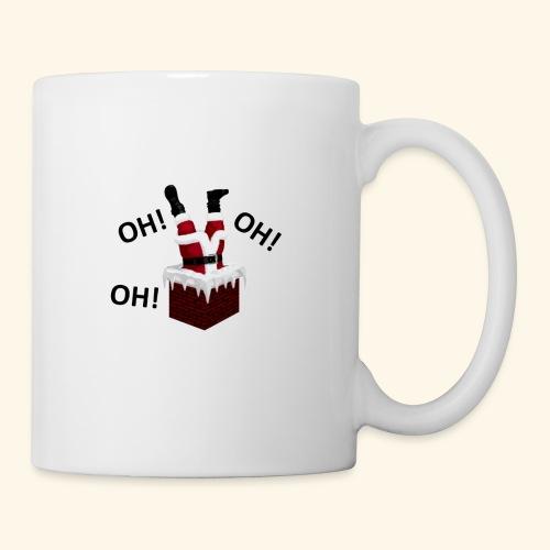 OH! OH! OH! - Mug blanc