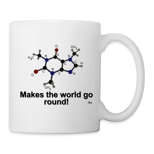Coffein - Tasse