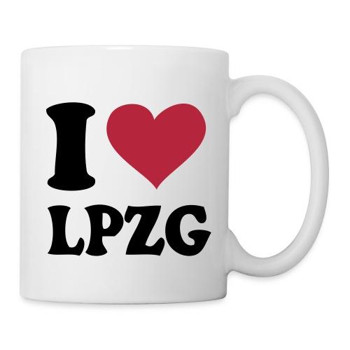 I love LPZG - Tasse