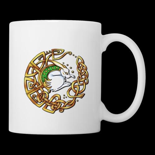 Celtic Hare - Mug