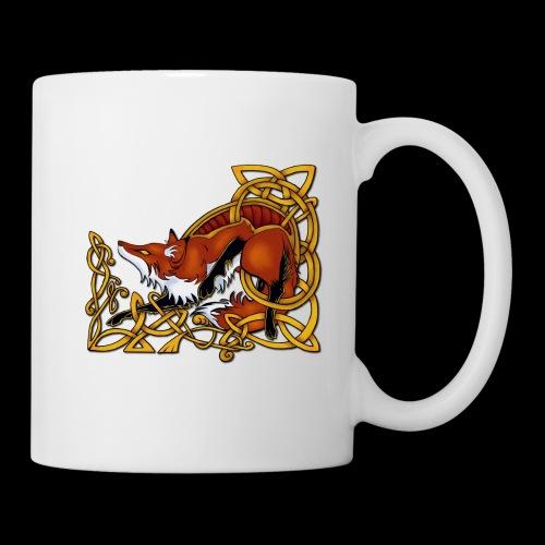 Celtic Fox - Mug