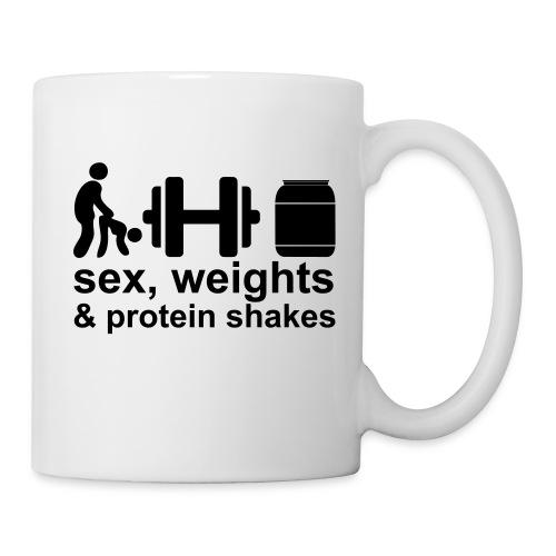 proteinshakes - Tasse