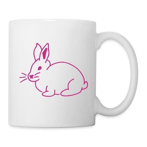 Hase, rabbit, Ostern, süß - Tasse