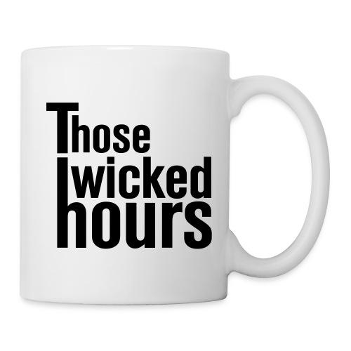 TWH Logo Black - Mug