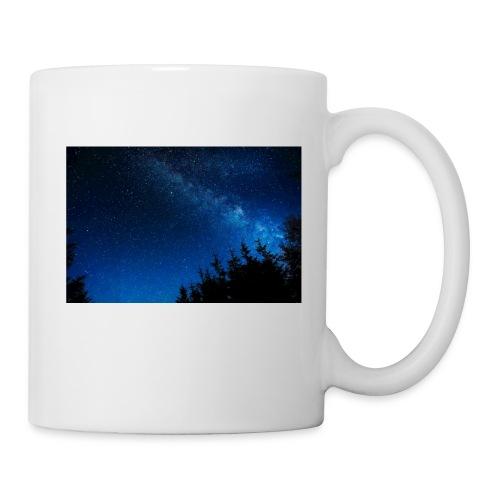 sterrenhemel afdruk/print - Mok