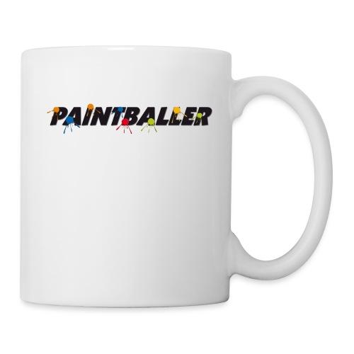 Paintball - Tasse