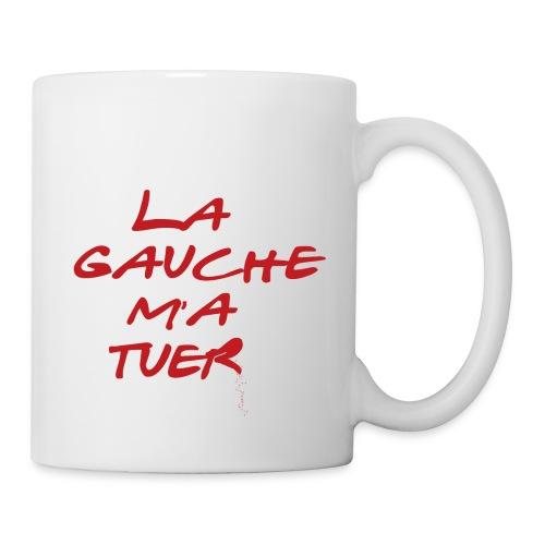 LGMT - Mug blanc