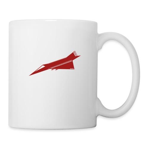 Air Fighter - Mug blanc