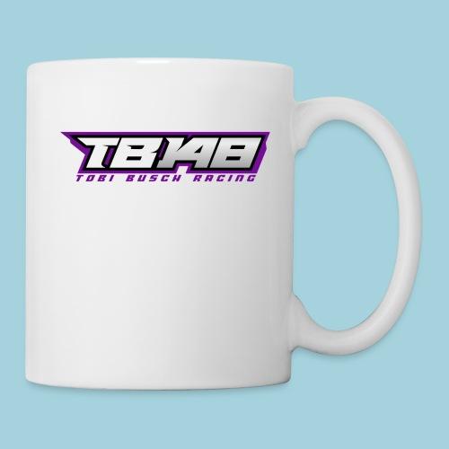 Tob Logo Lila - Tasse
