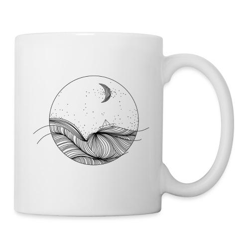 Dreaming away - Mug blanc