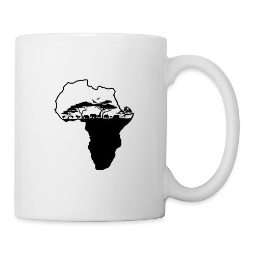 Afrique Savane - Mug blanc