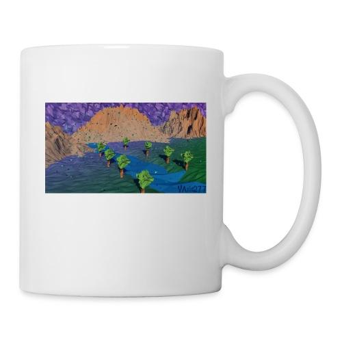 Silent river - Mug