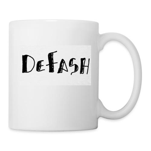 Defash1-png - Mug blanc
