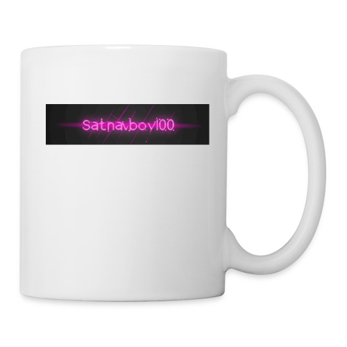 Satnavboy100 Shirt - Mug