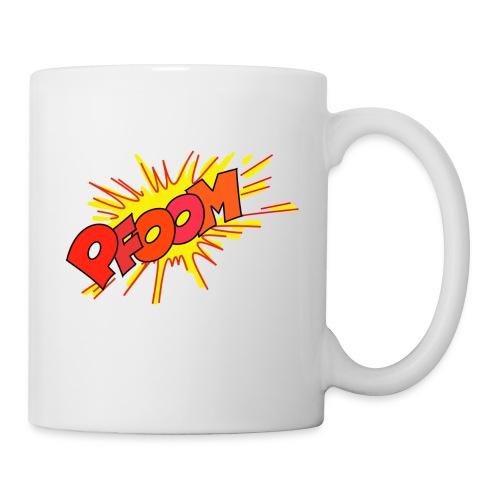 Explosion Bombe - Mug blanc