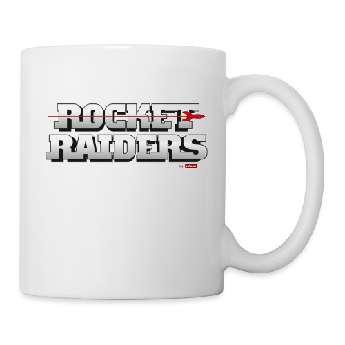 patame Rocket Raiders Logo - Tasse