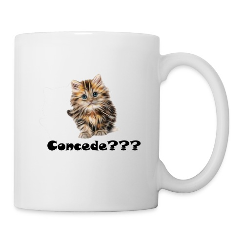 Concede kitty - Kopp