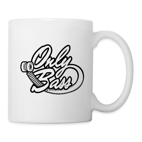 logoob 50x39mm - Mug blanc