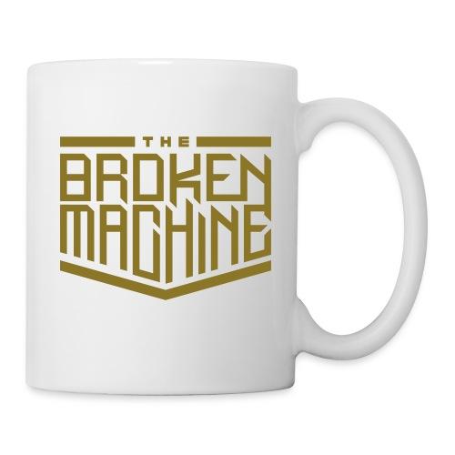 TheBrokenMachine Logo - Mug