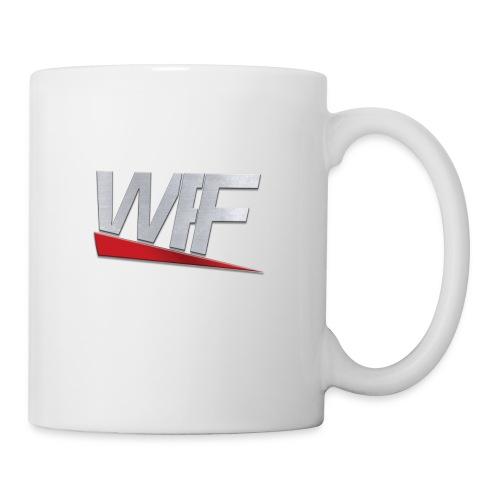 WWEFANFRANCE - Mug blanc