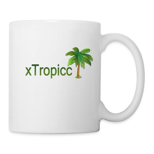 tropicc - Mug blanc