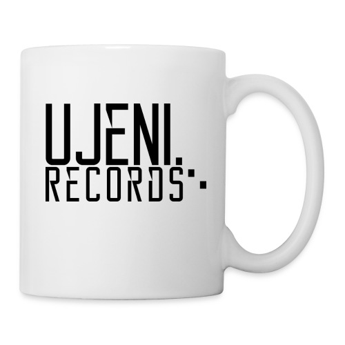 Ujeni Records logo - Mug