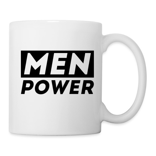 MEN POWER - Tasse