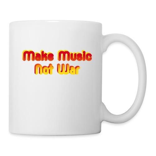 Make Music not War - Mug
