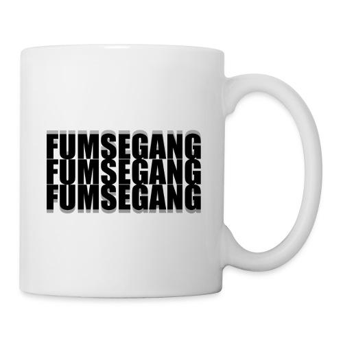 FUMSEGANG Logo Design - Tasse