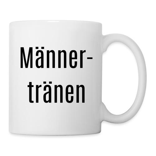 maennertraenen - Tasse