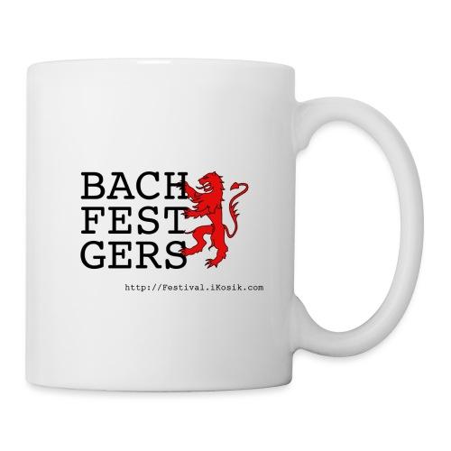 Bach Festival Gers - Mug blanc