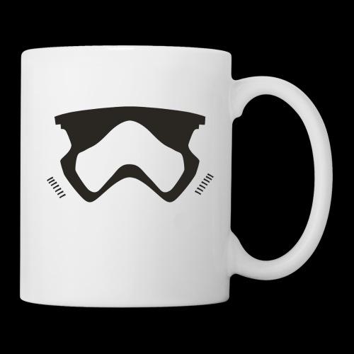 Modern Stormtrooper Face - Mug