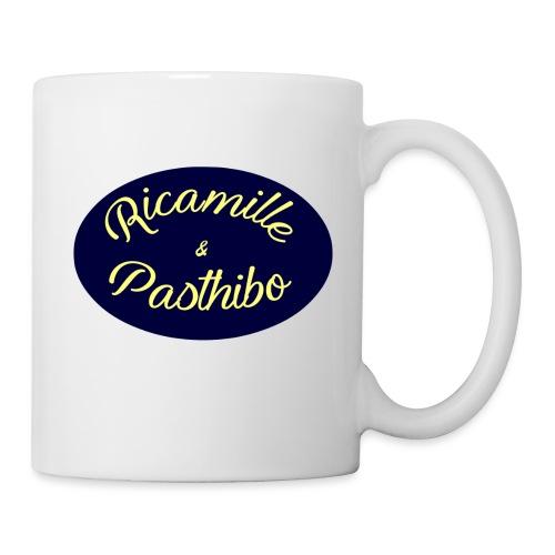 Ricamille et Pasthibo - Mug blanc