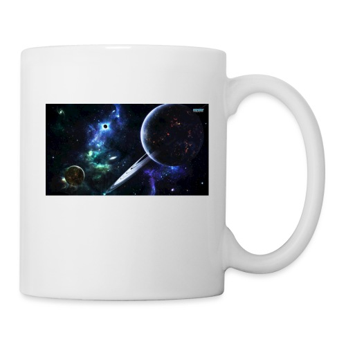 Universum /Saturn - Tasse