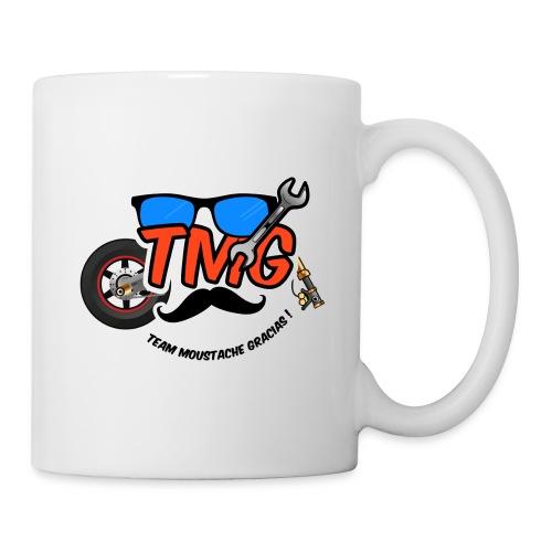 Logo TMG lunette - Mug blanc