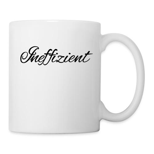 Ineffizient - Seven of Nine Spruch - Tasse