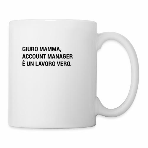 Giuro Mamma - Account manager - Tazza