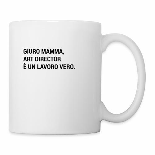 Giuro Mamma - art director - Tazza