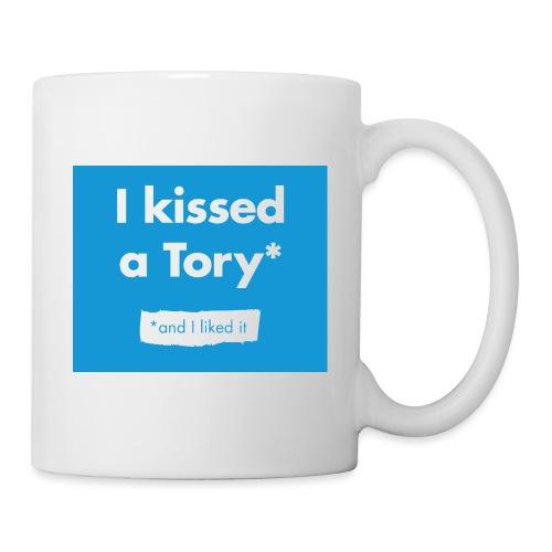 I Kissed A Tory - Mug