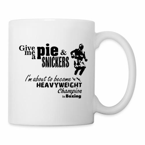 Boxing Champ - Tasse