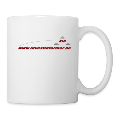 investinformer - transparent - Tasse