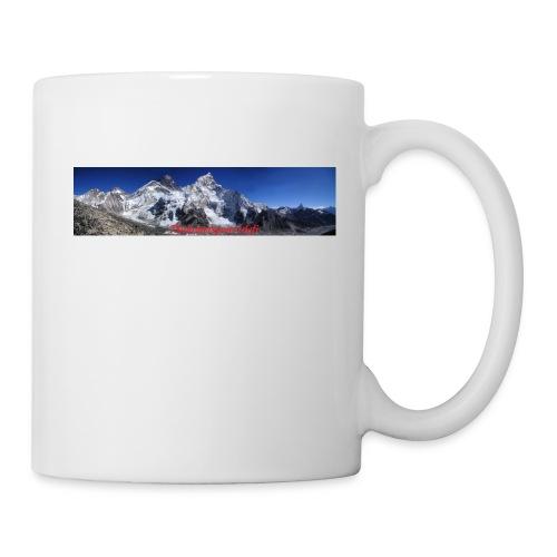 panoramique Everest - Mug blanc