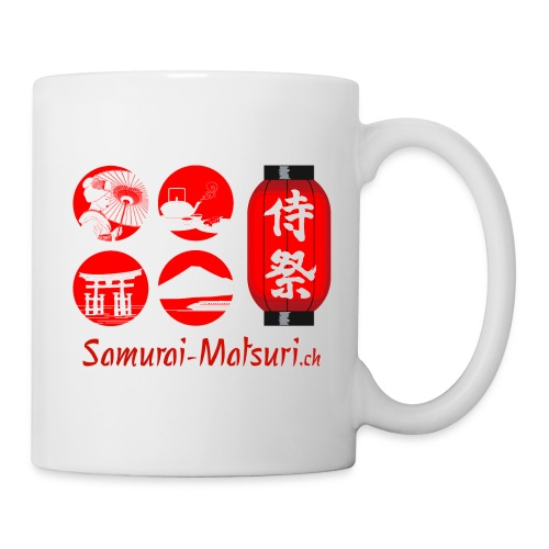 Samurai Matsuri Festival - Tasse