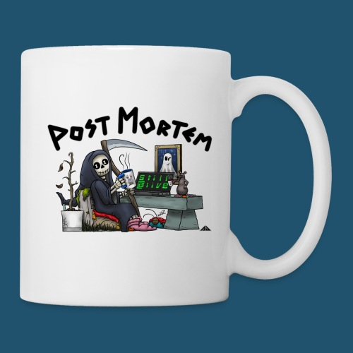 Post Mortem - Still Alive - Mugg