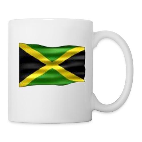 Jamaica - rintamerkki 56mm - Muki