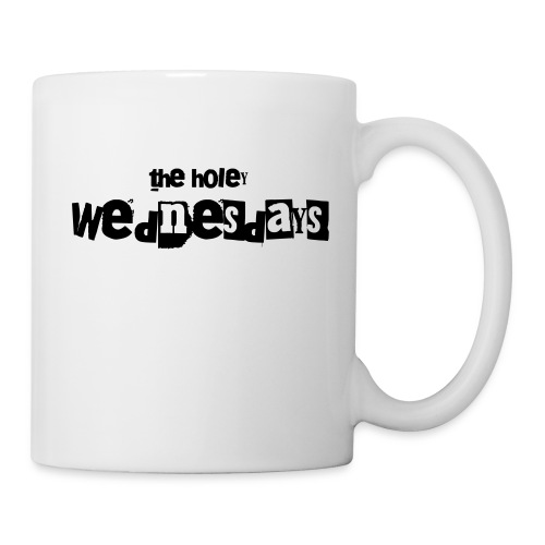 logo the holy wednesdays - Tasse