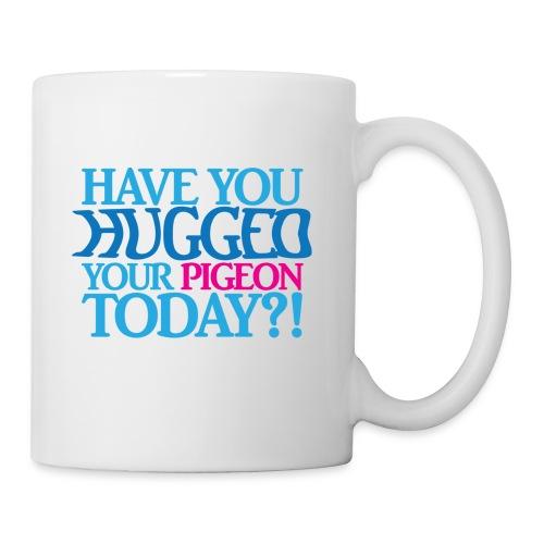 have you hugged mug - Mug