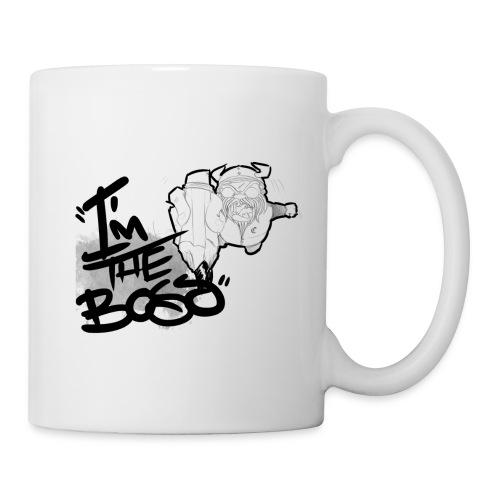 I´m The Boss - Taza