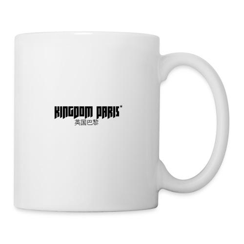 Logo_1 - Mug blanc